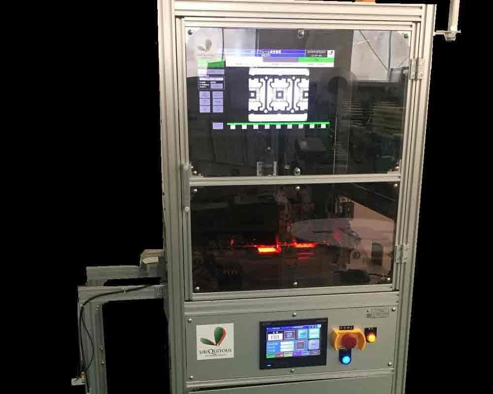 リードフレーム検査装置