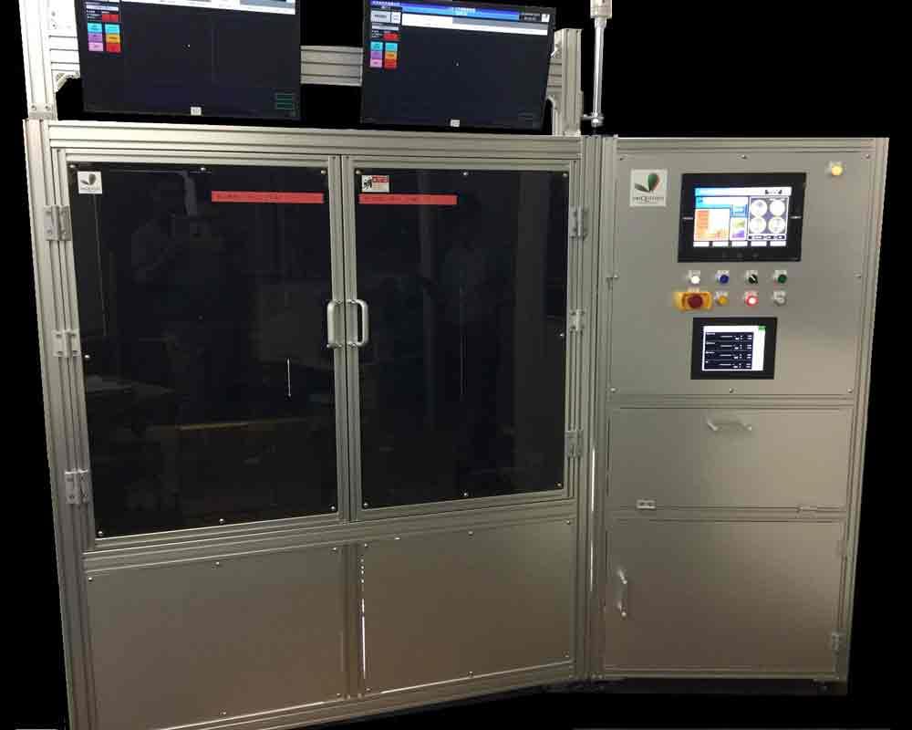 バルブ外観検査装置